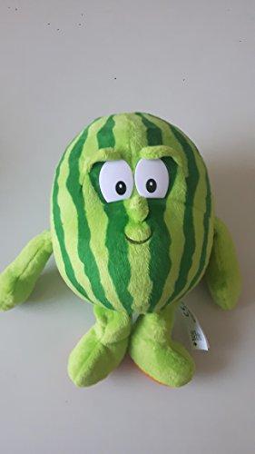 GOODNESS GANG Wassermelone Melone Stofftier Plüschgemüse Penny