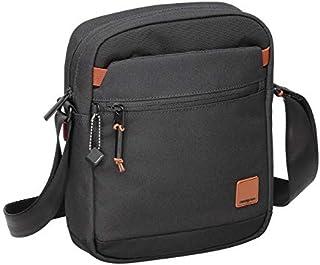 Hedgren Breakout Phantom Bag for Unisex, Crossbody Black HESC02 776-01