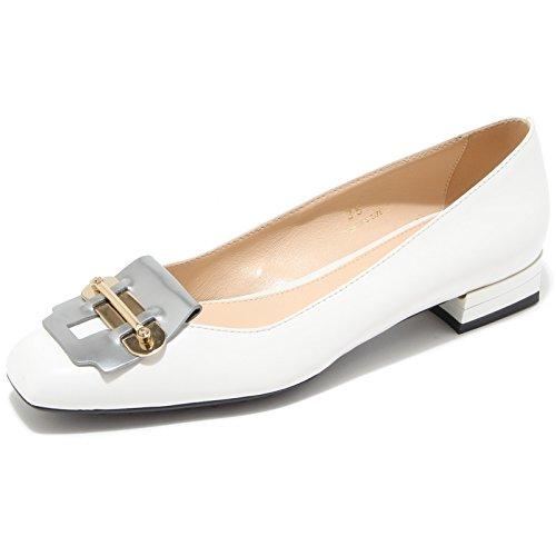 Tod's 89839 Decollete Gomma T 20 SS LINGOTTO PIASTRA Scarpa Donna Shoes Women [37]