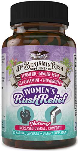 (40% OFF) Women's Rush Relief Supplements $11.97 – Coupon Code