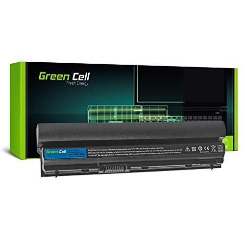 Green Cell® Standard Serie Laptop Akku für Dell Latitude E6220 E6230 E6320 E6330, Modell: FRR0G / RFJMW / KFHT8 / J79X4 (6 Zellen 4400mAh 11.1V Schwarz)