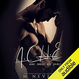 A.C.H.E. audiobook cover art