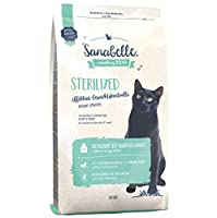 -Balanced dry food for sterilised and neutered cats over the age of 12 months -Suitable for cats with nutritional sensitivities -Aids weight reduction and helps to maintain a healthy weight -Helps to take the weight off joints, bones, muscle and circ...