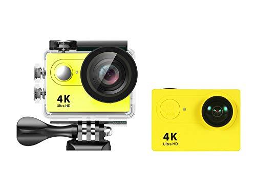 FWOSY Action Camera Waterproofultra HD 4k 30fps WiFi 2.0-Pollici 170d Underwater Helmet Video Recording Cameras Sport Cam DV
