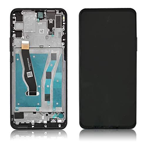 MOLIBAIHUO 6.59'Compatible con Huawei Honor 9X LCD Pantalla de Pantalla táctil Montaje digitalizador con Piezas de Repuesto de Marco Compatible con P Smart Z Stk-L / Y9 Prime 2019 LCDs