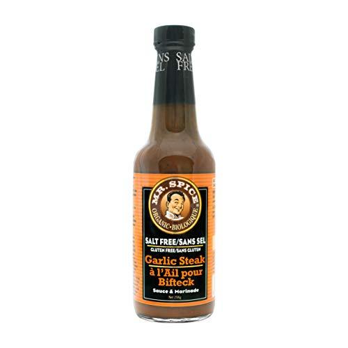 MR SPICE Sauce Garlic Steak, 10.5 OZ