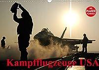 Kampfflugzeuge USA (Wandkalender 2022 DIN A3 quer): Die Faszination der militaerischen Flugzeugtechnik (Geburtstagskalender, 14 Seiten )