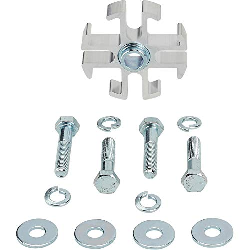 Aluminum 3/4 Inch Fan Spacers with Bolts