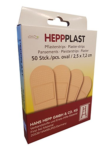 50 pleisterstrips 25 x 72 mm