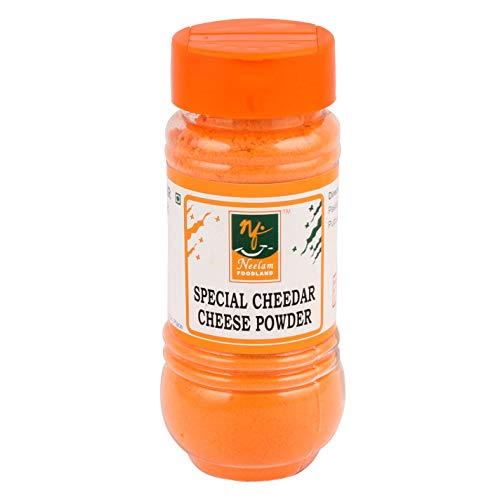 Cheddar Cheese Powder 100 gm (3.52 OZ)