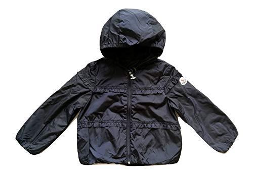 Moncler Junior Jacke mit Kapuze HITI blau, Blau 2 Jahre