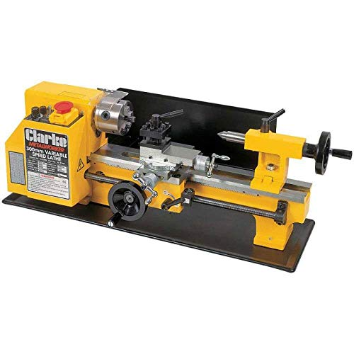 Metal Lathe CL300M Variable Speed