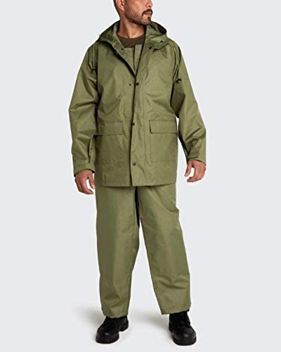 Utility 5 ☆ very popular Pro Daily bargain sale - DryUp Rainwear Overalls Reflective Wear Safety