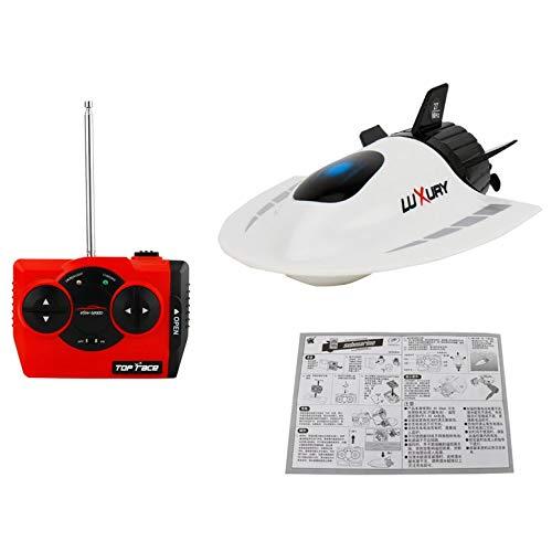 ArgoBo 3314 Radiocomando Sottomarino Racing Boat Universal Rc Giocattoli per Bambini Bambini Portatili RC Modello di motoscafo