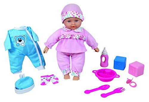 LISSI DOLLS- Puppe, A1902975, Mehrfarbig