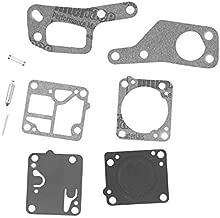 Hoypeyfiy Replaces Carburetor Kit for McCulloch Chain Saw Mini Mac 110 120 130 140 Carb Zama M1M7 RB19