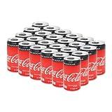 Coca Cola Sin Azucar. 24 latas de 235ml