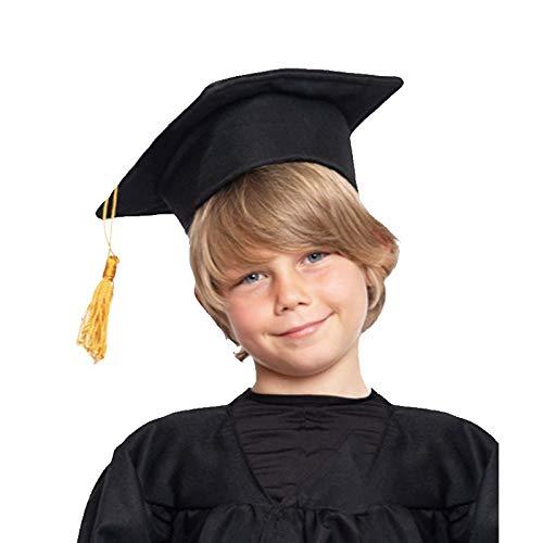 Gorro Graduado Birrete Infantil - Disfraces Graduación