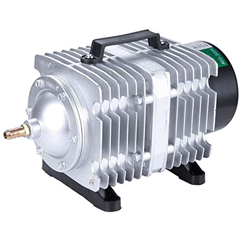 Hailea ACO-388D Luftkompressor, 80 l/min, 80 W, hohe Kapazität