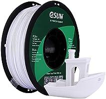 eSUN PLA+ Gloeidraad 1.75mm, PLA Plus 3D Printer Gloeidraad, Dimensionale Nauwkeurigheid +/- 0.03mm, 1KG (2.2 LBS) Spoel...