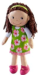 cute soft doll for 1-year-old girl