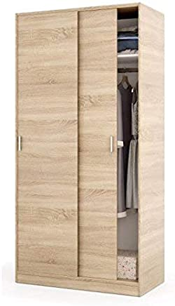 Amazon.fr : armoire penderie porte coulissante - Porte ...