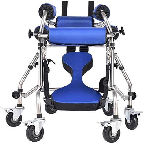 Rollatoren & Zubehör Standard Walkers & Gehhilfen Kind Zerebralparese Hemiplegie Rehabilitation Trainingsgeräte Stehen Stockhalter Und Fach,