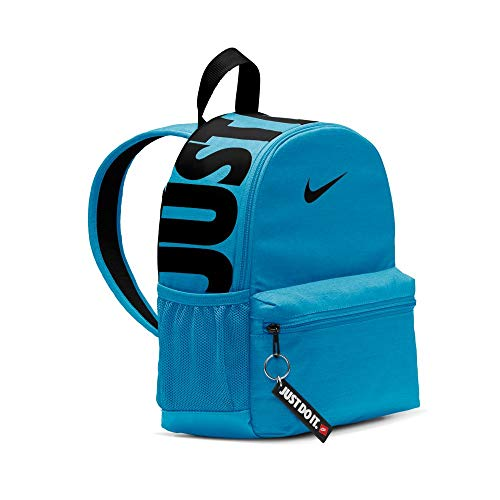 Nike BA5559 ZAINO JUST DO IT 447 CELESTE,UNICA