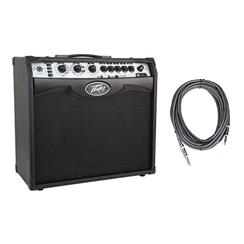 Peavey Vypyr VIP 2 Combo Modeling Guitar Amp 40 Watt Amplifier + 10' Cable