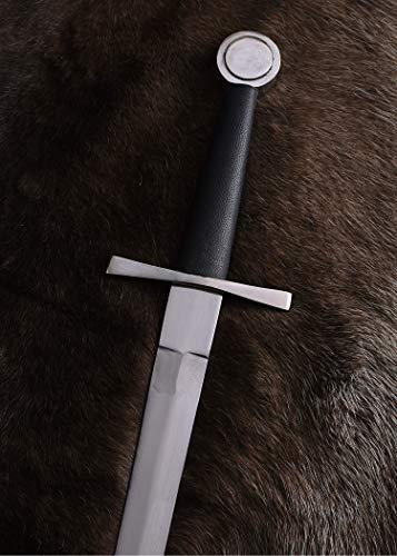 Mittelalterlicher Einhänder Schwert, handgeschmiedet, 97,5 cm medieval sword – Echt Metall - 4