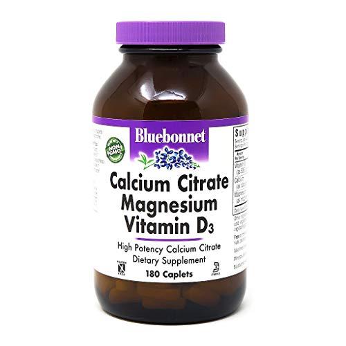 BlueBonnet Calcium Citrate supplement