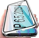 Yomiro Coque pour iPhone 11 Pro Max Pro 6.5' 2020 Adsorption Magnétique Étui 360 Degrés...