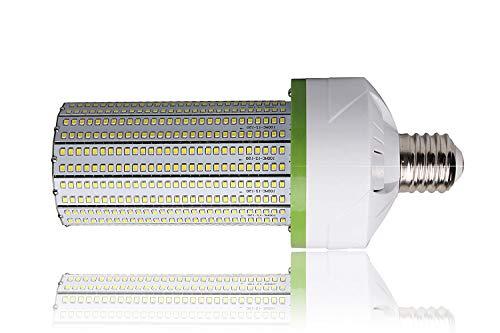 LED Corn Light Bulb 100 Watt 5000k Mogul Base E39 Replacement for Metal Halide Bulb