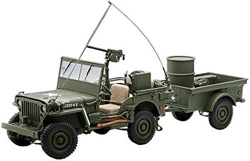 AUTOart 74016 Jeep Willys 1943