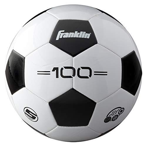 Franklin Sports Balles de Football – Taille 5 F-100 – Ballon de Football pour Adulte