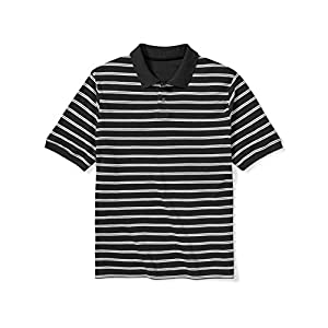 Men's Big & Tall Cotton Pique Polo Shirt