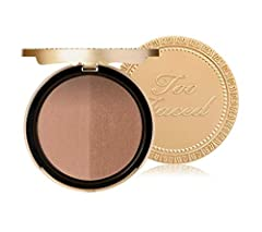 0.28 oz. Creates a luminous, sun-kissed finish Dual shades are buildable for a customized glow Slight pink undertone mimics the color of a real tan