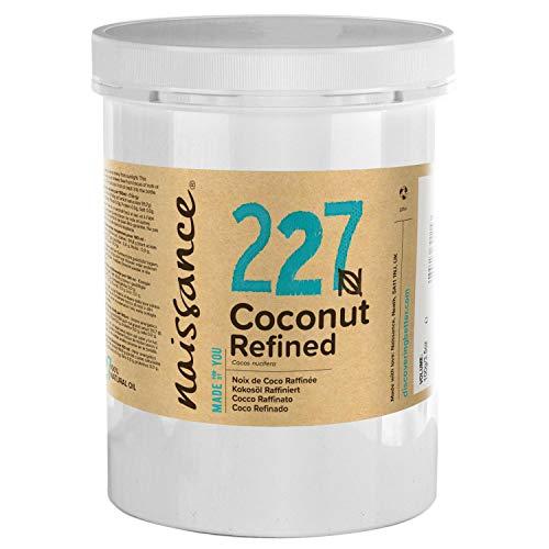 Naissance Coco Refinado Sólido - Aceite Vegetal 100% Puro - 1kg