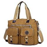 AMJ Multi - Hobo Bags Waterproof Crossbody Bags for Women/Girl Nylon Travel Messenger