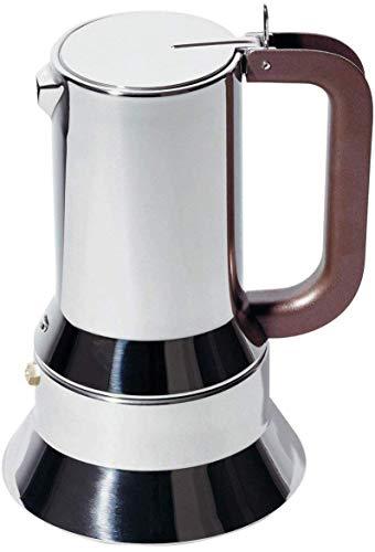 Alessi 9090/M Stovetop Richard Sapper Espresso Maker 10 Cups