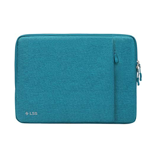 LSS Protective Laptop Sleeve for Men/Women - Stylish & Durable Sleeve Bag for 14'-15.6' Laptops - Cool Laptop Sleeve - Compatible with MacBook, Microsoft, Lenovo, HP, Dell, More