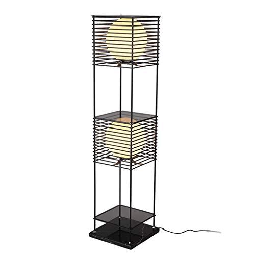 Staande lamp Creative Living Room Floor Lamp nieuwe verticale lamp licht luxe moderne minimalistische slaapkamer vloerlamp Nordic Study Vloerlamp Plank Lamp LED