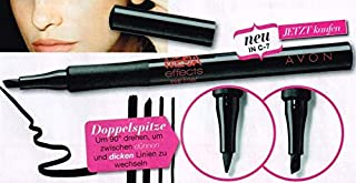 Avon Mega Effects Liquid Eyeliner - Black, 7ml