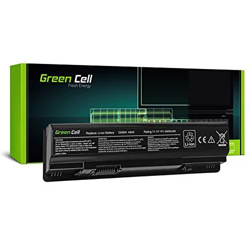 Green Cell Standard Serie F287H PP37L Laptop Akku fur Dell Vostro 1015 1014 1088 A840 A860 6 Zellen 4400mAh 111V Schwarz