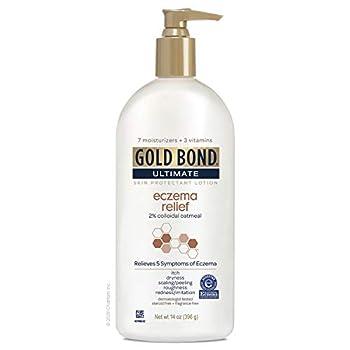 Gold Bond Eczema Relief Fragrance Free 14 Ounce