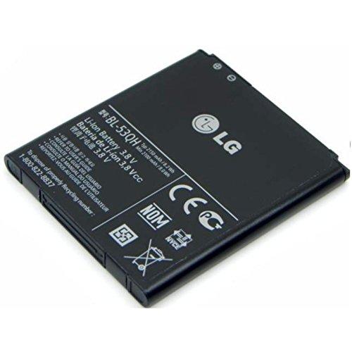 Batteria OEM LG BL-53QH EAC61898402 per Escape P870, Optimus 4X P880, Optimus L9 P769, Spectrum 2 VS930, Spirit 4G MS870