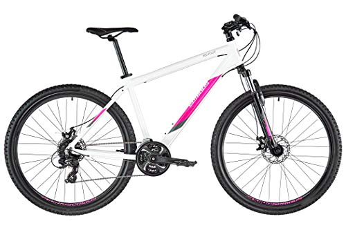 "SERIOUS Rockville 27,5"" Disc White/pink Rahmenhöhe 42cm 2020 MTB Hardtail"