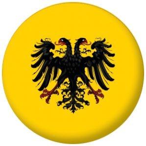 Heiligen Römischen Empire Flagge Badge, Magnet, Schlüsselanhänger, Spiegel, Flaschenöffner, 58mm bottle opener