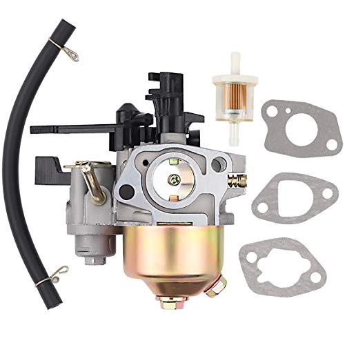Hipa Replace Carburetor with Mounting Gasket for Honda GX160 5.5 HP GX200 6.5 HP Engine