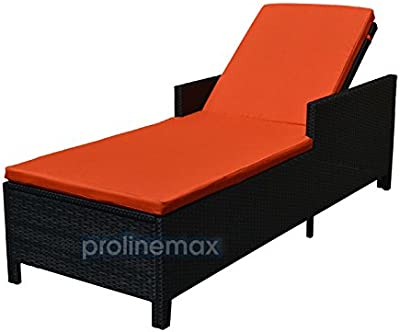 Amazon Com Modern Leisure 7648a Patio Chaise Lounge Chair Cover